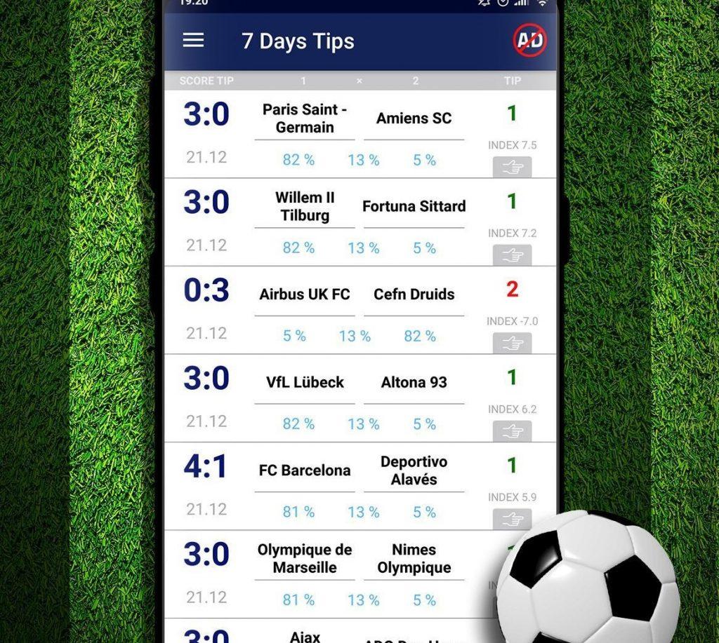 Football predictions online